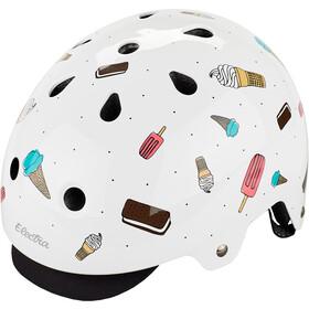 Electra Lifestyle LUX Graphic Helm weiß/bunt